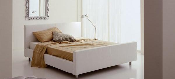 Letto salvaspazio di bolzan minimalista ed elegante for Letto minimalista