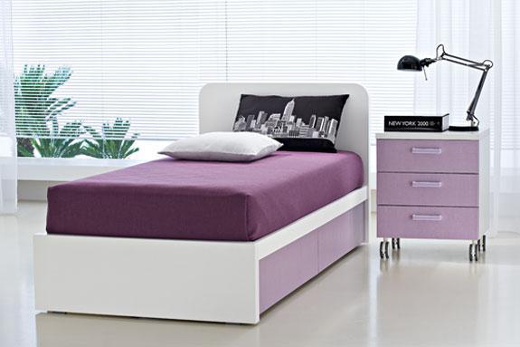 Letto singolo con contenitore archivi letto contenitore - Ikea letto singolo con contenitore ...