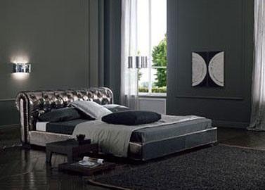 Da bolzan exige un letto vintage dal grande charme