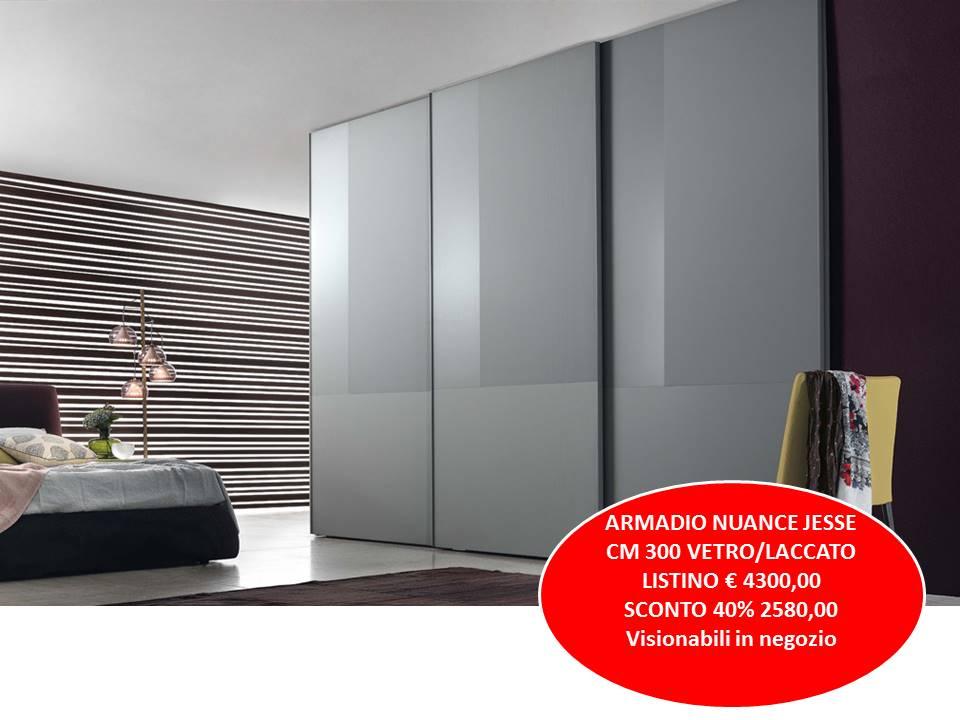 ARMADIO NUANCE CM 300 VISIONABILE IN NEGOZIO