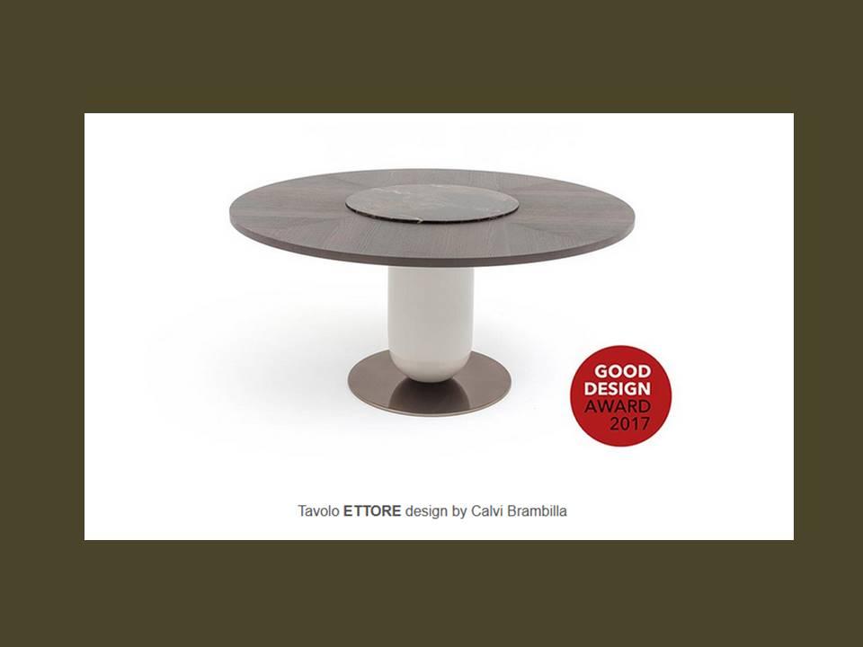 Tavolo Modello Ettore By Pianca