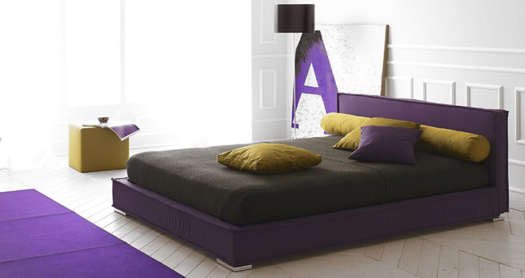 King size queen size alla francese